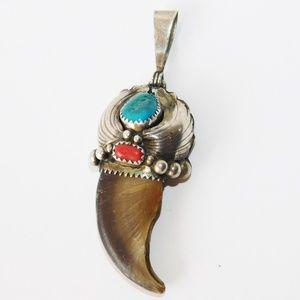 Handmade by Navajo Artisan Elaine Sam